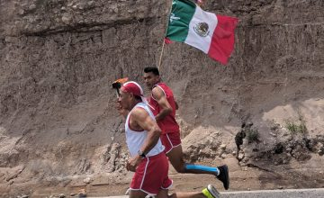 Four Amigos discover the Route of Independence.