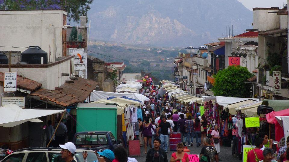 One of two pueblos magicos in Morelos.