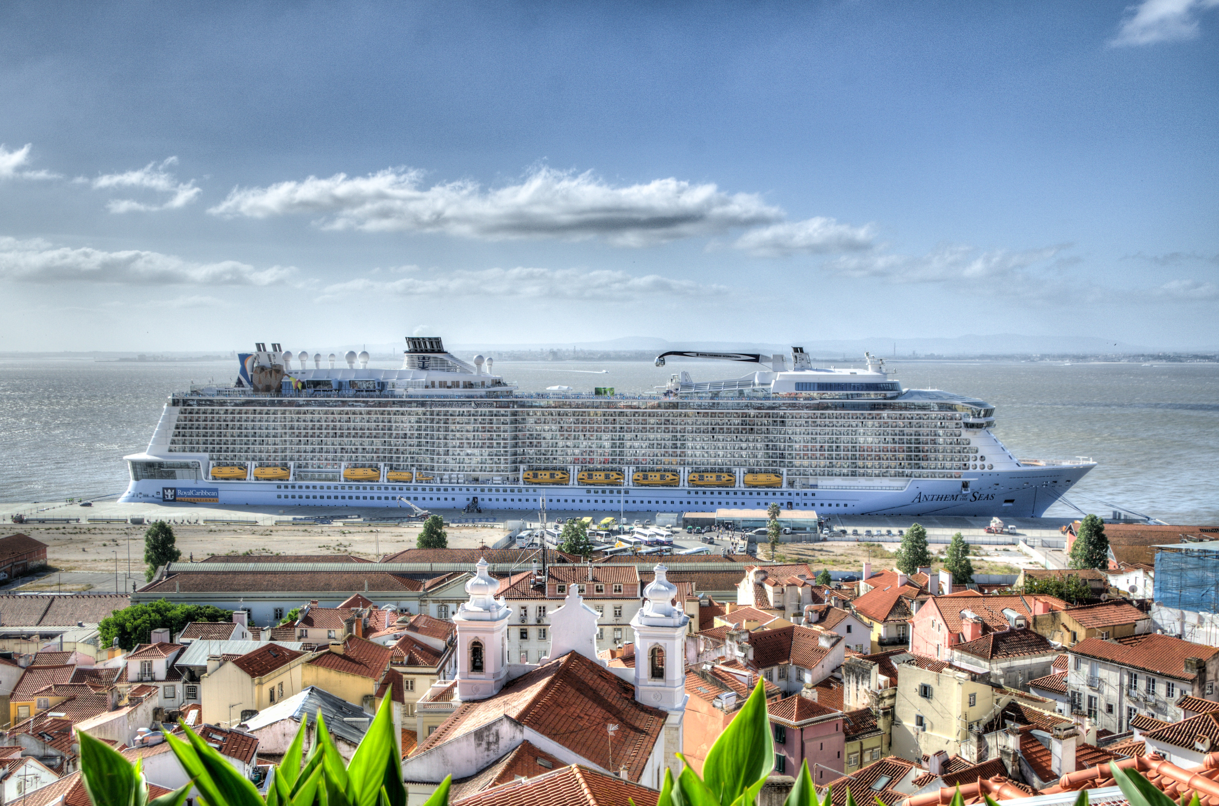 Retiring on a Cruise Ship