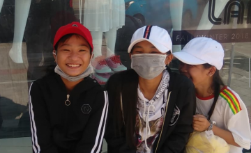 Why do people wear masks in Asia?