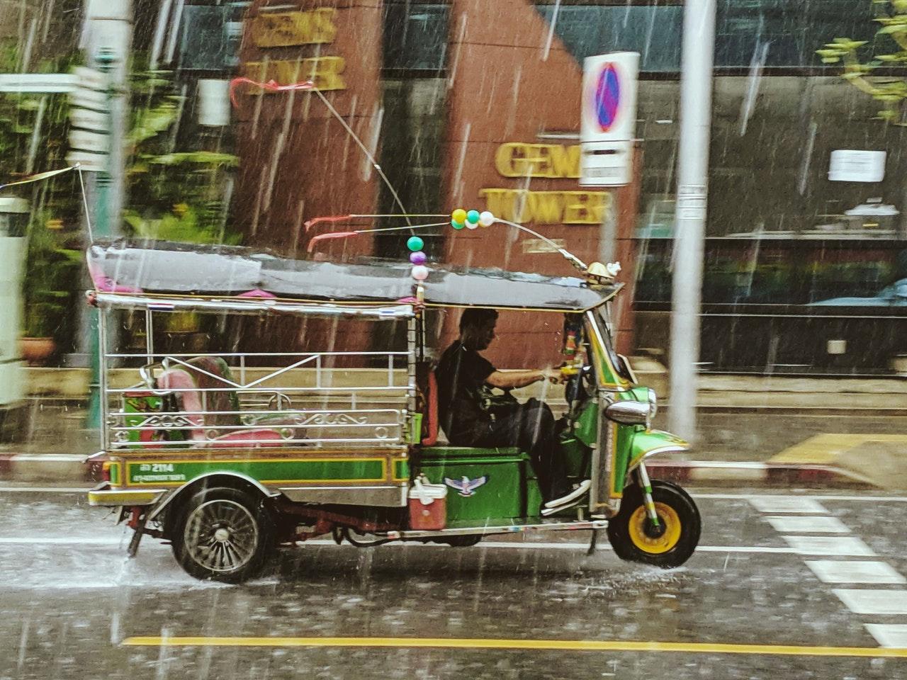 Public transportation in Thailand