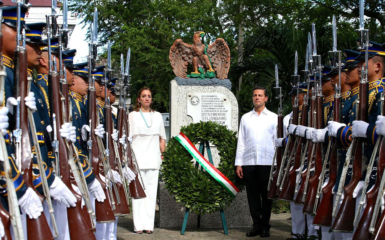 Did Mexico fight in WW2?