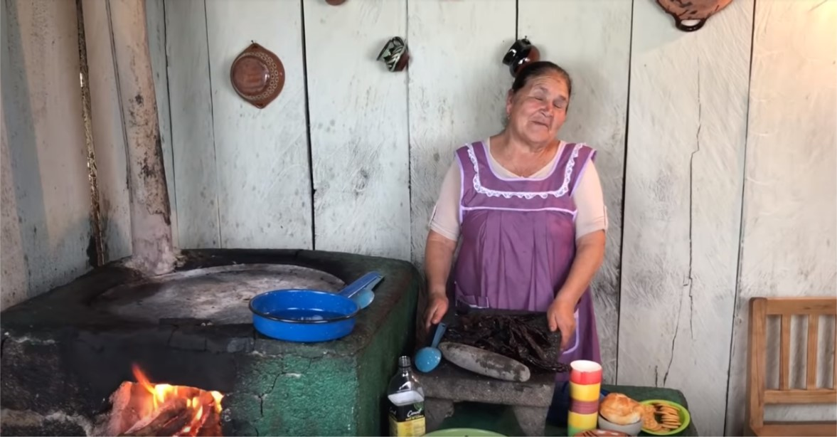 Mexican Granny YouTube Star