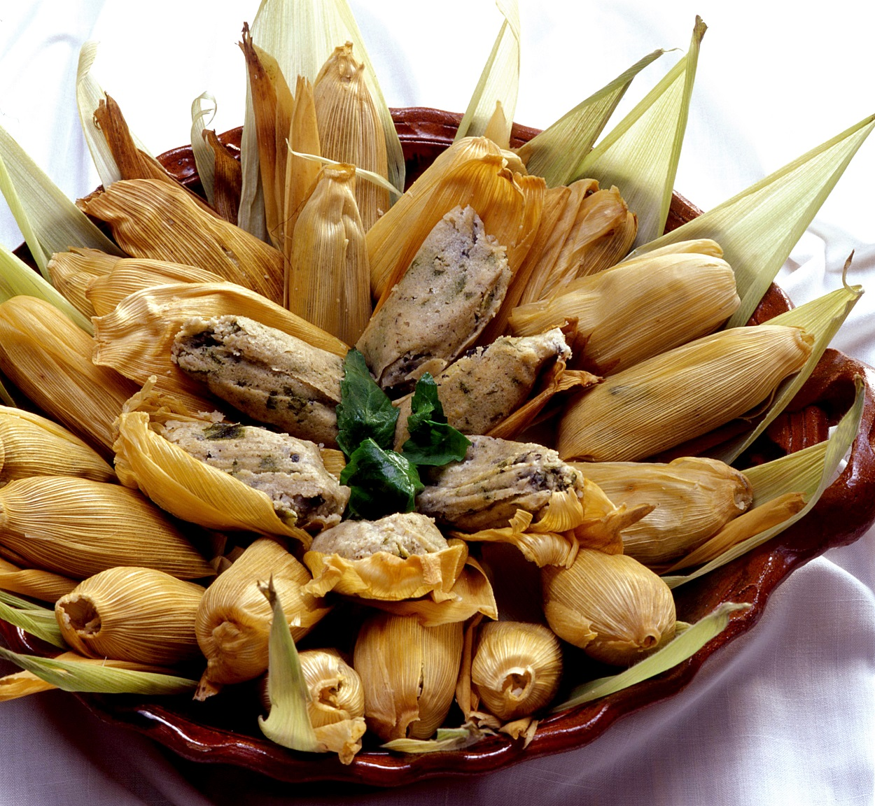 What are tamales?